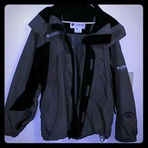 Columbia Sportswear Company Titanium Omnitech.